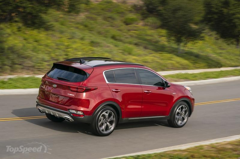 Wallpaper of the Day: 2020 Kia Sportage