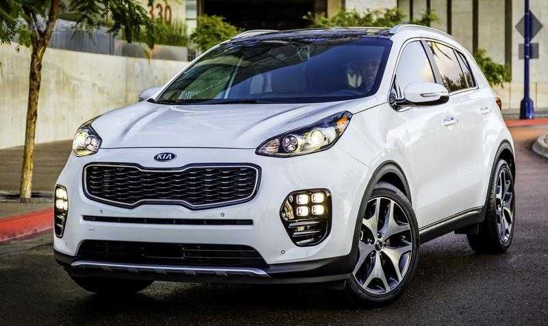 2020 Kia Sportage Revealed Without Many Meaningful Updates For a Good Reason