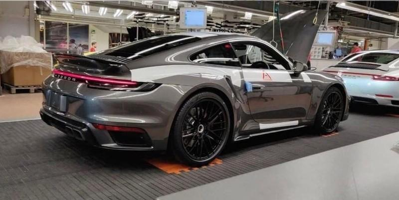 Someone Just Leaked the 2020 Porsche 911 Turbo on Instagram!