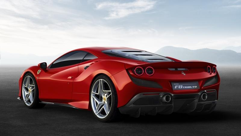 The 2020 Ferrari F8 Tributo Joins Ferrari's Lineup as a Successor to the 488 - image 826523