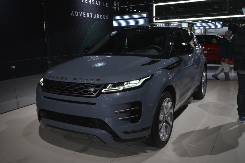 The 2020 Land Rover Range Rover Evoque Adds Extra Luxury and Mild-Hybrid Power to the Off-Roader Segment