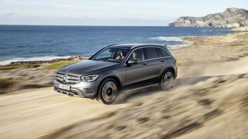 The 2020 Mercedes GLC Has Been Subtly Updated with the Brand's Latest Style and Technology