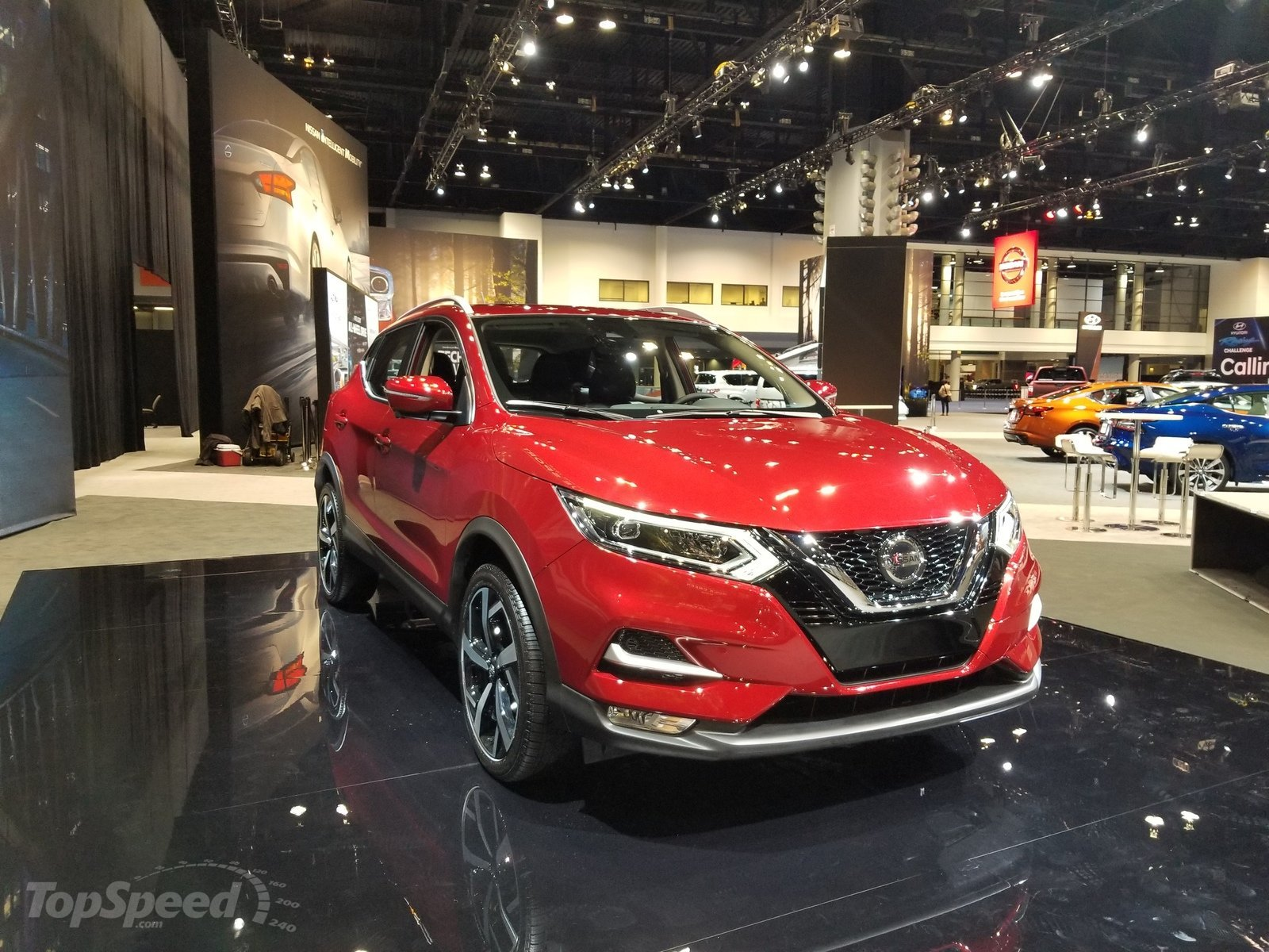 Nissan Rogue Suv >> The 2020 Nissan Rogue Sport Is Semi-Autonomous But Still Only With An N/A Engine | Top Speed