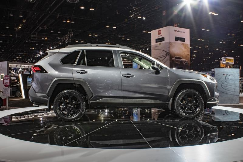 The 2020 Toyota RAV4 TRD Off-Road is the Epitome of the Modern Compact Crossover