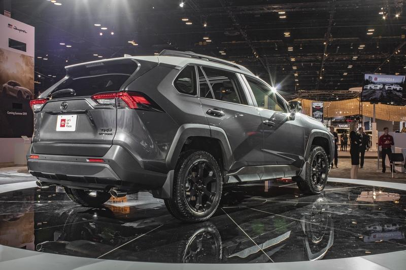 2020 Toyota RAV4 TRD | Top Speed