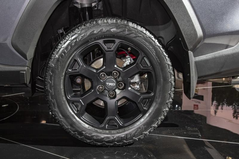The 2020 Toyota Rav4 Trd Off Road Is The Epitome Of The