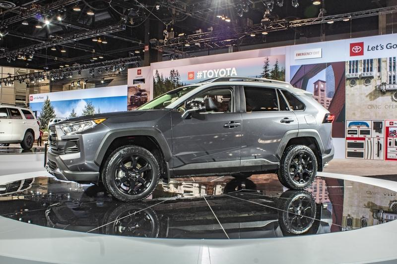 The 2020 Toyota Rav4 Trd Off Road Is The Epitome Of The Modern