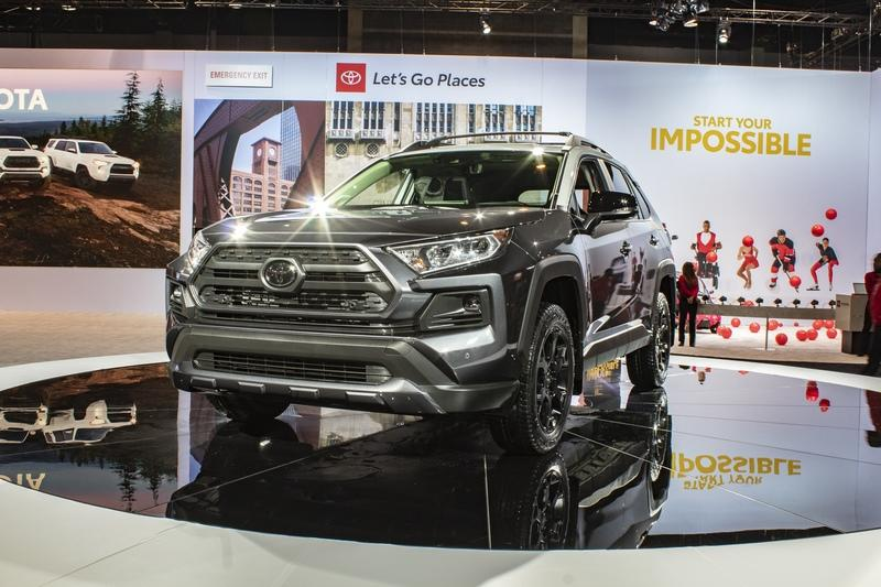 2020 Toyota RAV4: News, Options, Design, Release >> 2020 Toyota Rav4 Trd Top Speed