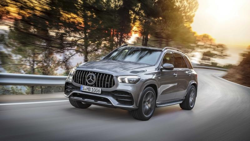 The 453-Horsepower 2020 Mercedes-AMG GLE53 is Proof You Don't Need a Sports Car to Have Fun Exterior - image 826526