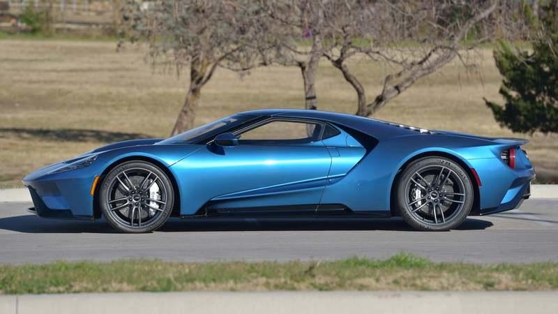 The Curious Case of John Cena's Ford GT