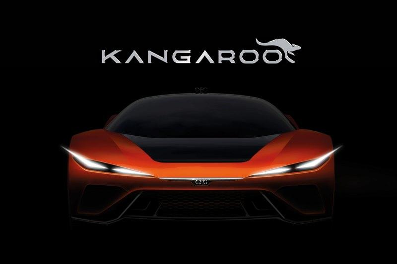 The Giugiaro Kangaroo Electric SUV Will Enlighten Us all In Geneva as it Brings Supercar-like Features to an SUV