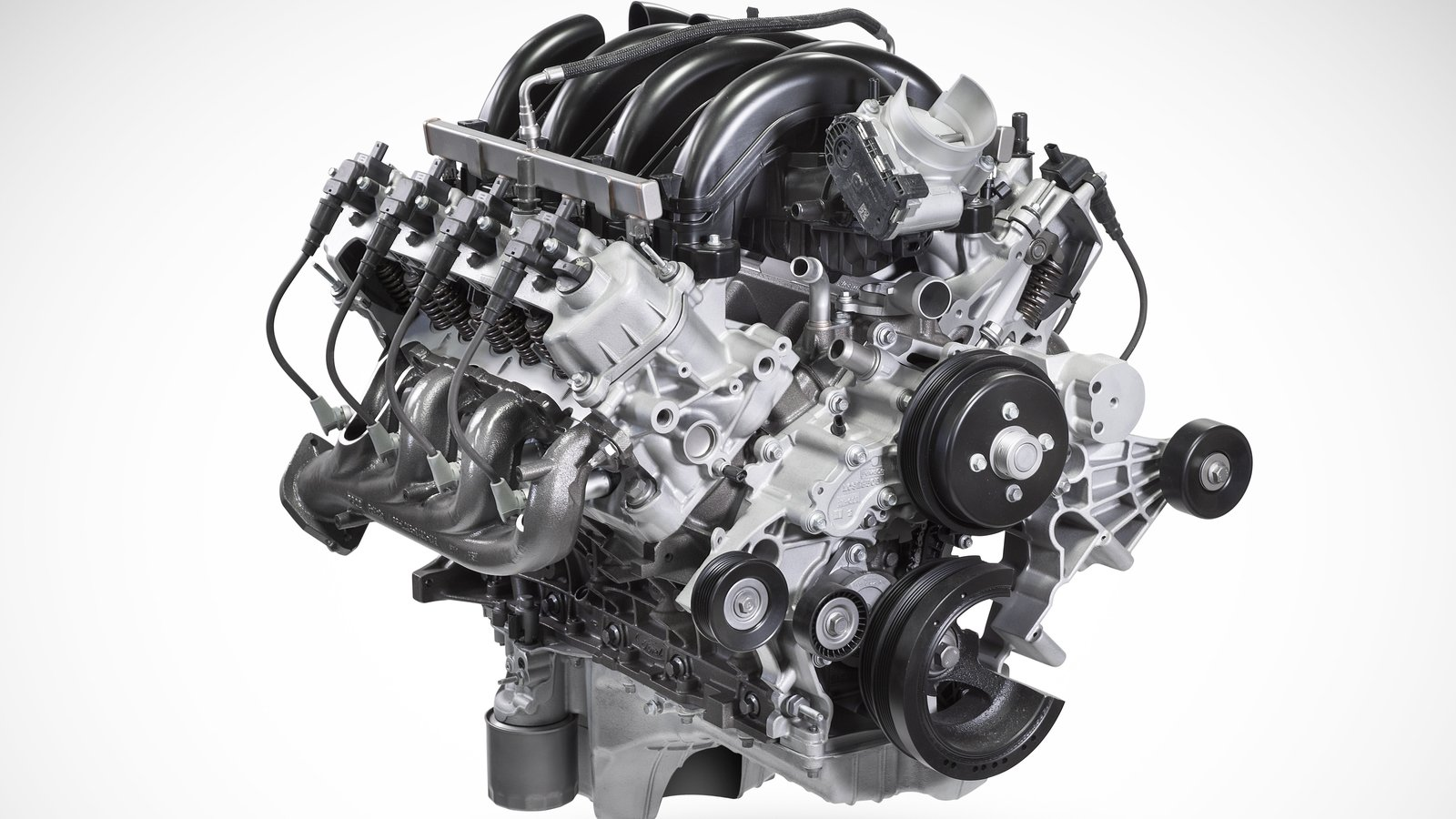 The New 7.3-Liter V-8 Gasser In The 2020 Ford Super Duty ...