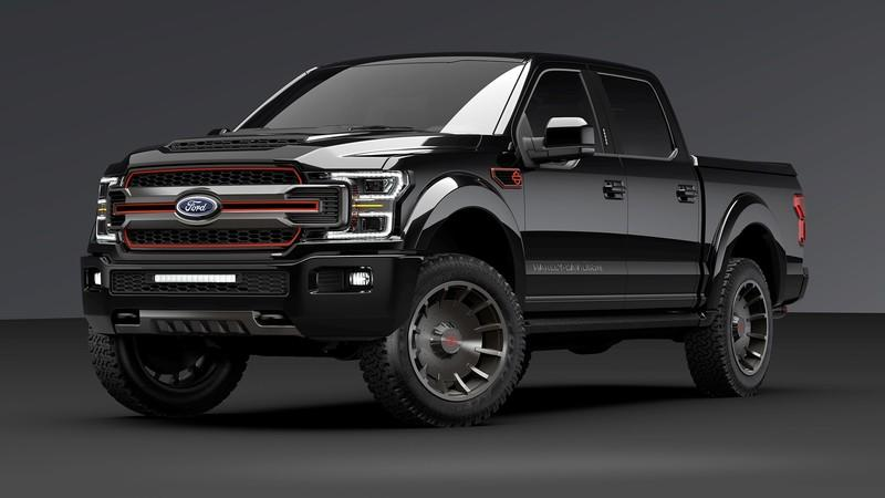 The New Ford F-150 Harley-Davidson is a Fat Boy on Four Wheels
