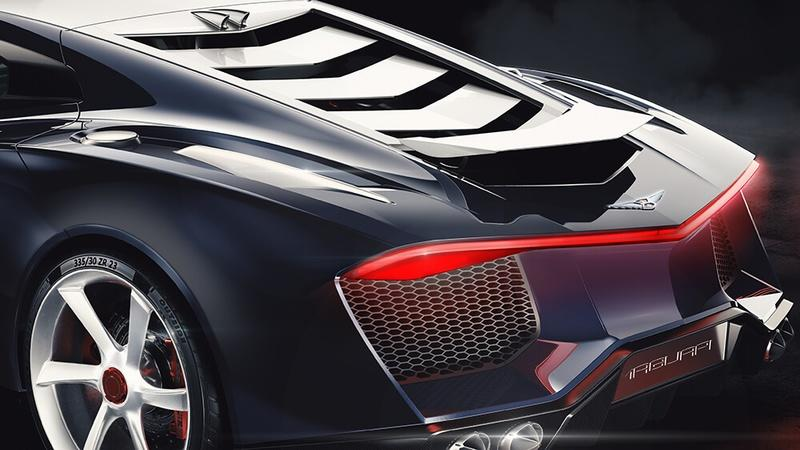 There's Another Hispano-Suiza Company That Just Presented a 1,000-Horsepower Supercar - image 825252