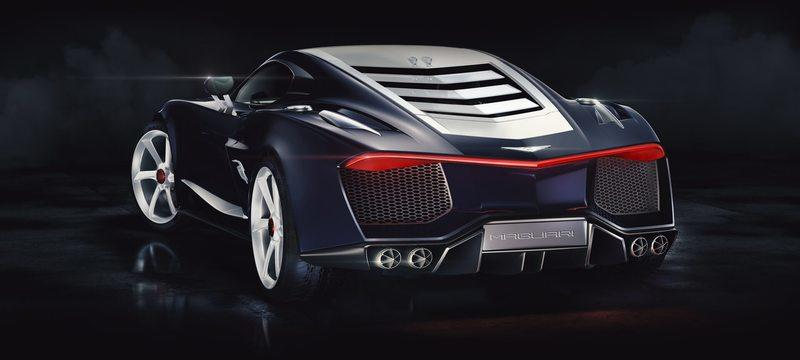 There's Another Hispano-Suiza Company That Just Presented a 1,000-Horsepower Supercar - image 825254