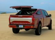This Fastback Ford F-150 by Aero-X is as Ridiculous as it is Awesome - image 821718