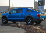 This Fastback Ford F-150 by Aero-X is as Ridiculous as it is Awesome - image 821723