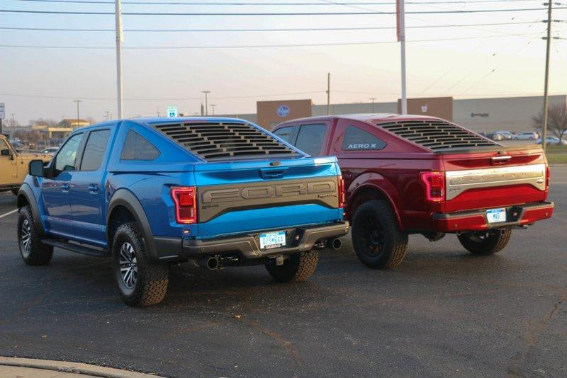 This Fastback Ford F-150 by Aero-X is as Ridiculous as it is Awesome
