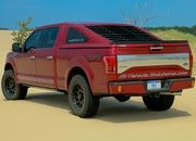 This Fastback Ford F-150 by Aero-X is as Ridiculous as it is Awesome - image 821709