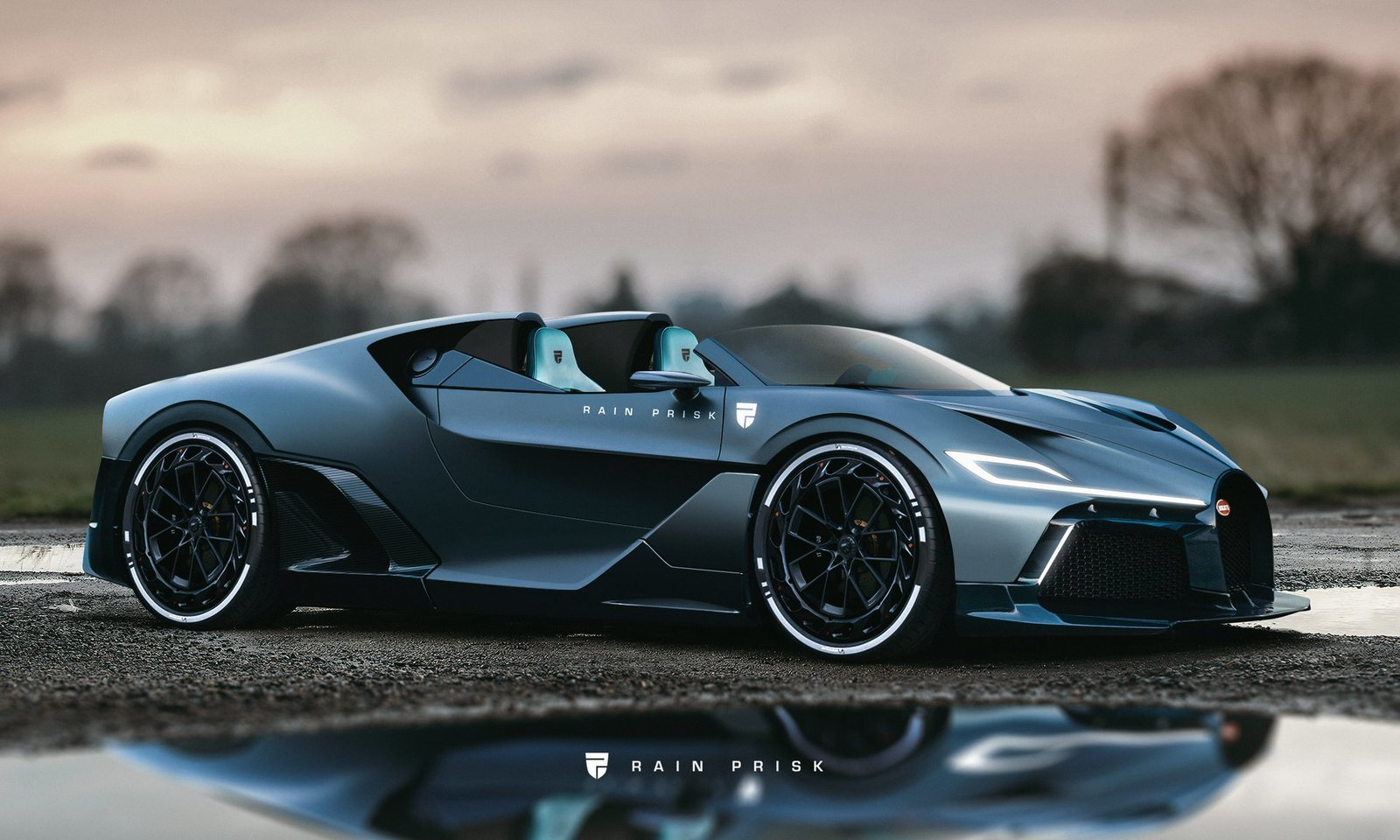 This Rendering Shows The True Potential Of What Bugatti ...