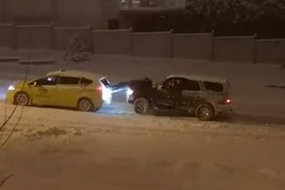 This Video Showcases Just What Happens In Vancouver When it Snows