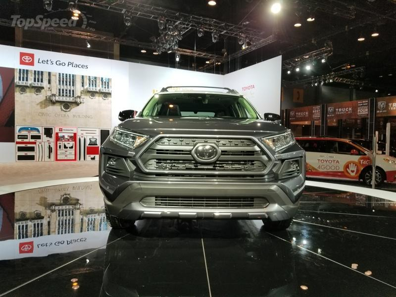 A Buffed up 2020 Toyota RAV4 Was Built on the Pillars of a Rally SUV