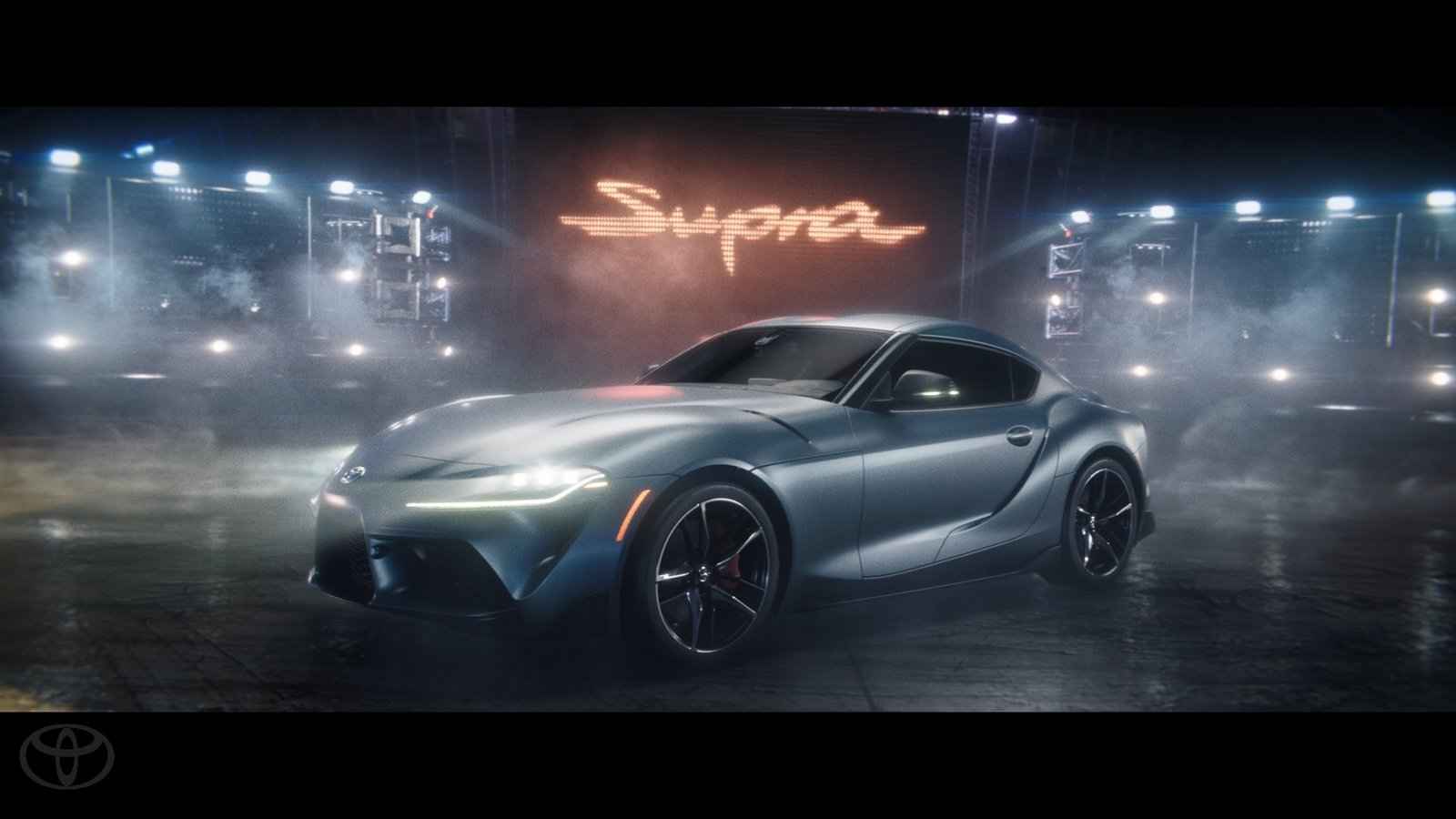 Toyota's Pinball-Themed Ad For The Supra Is A Nice ...