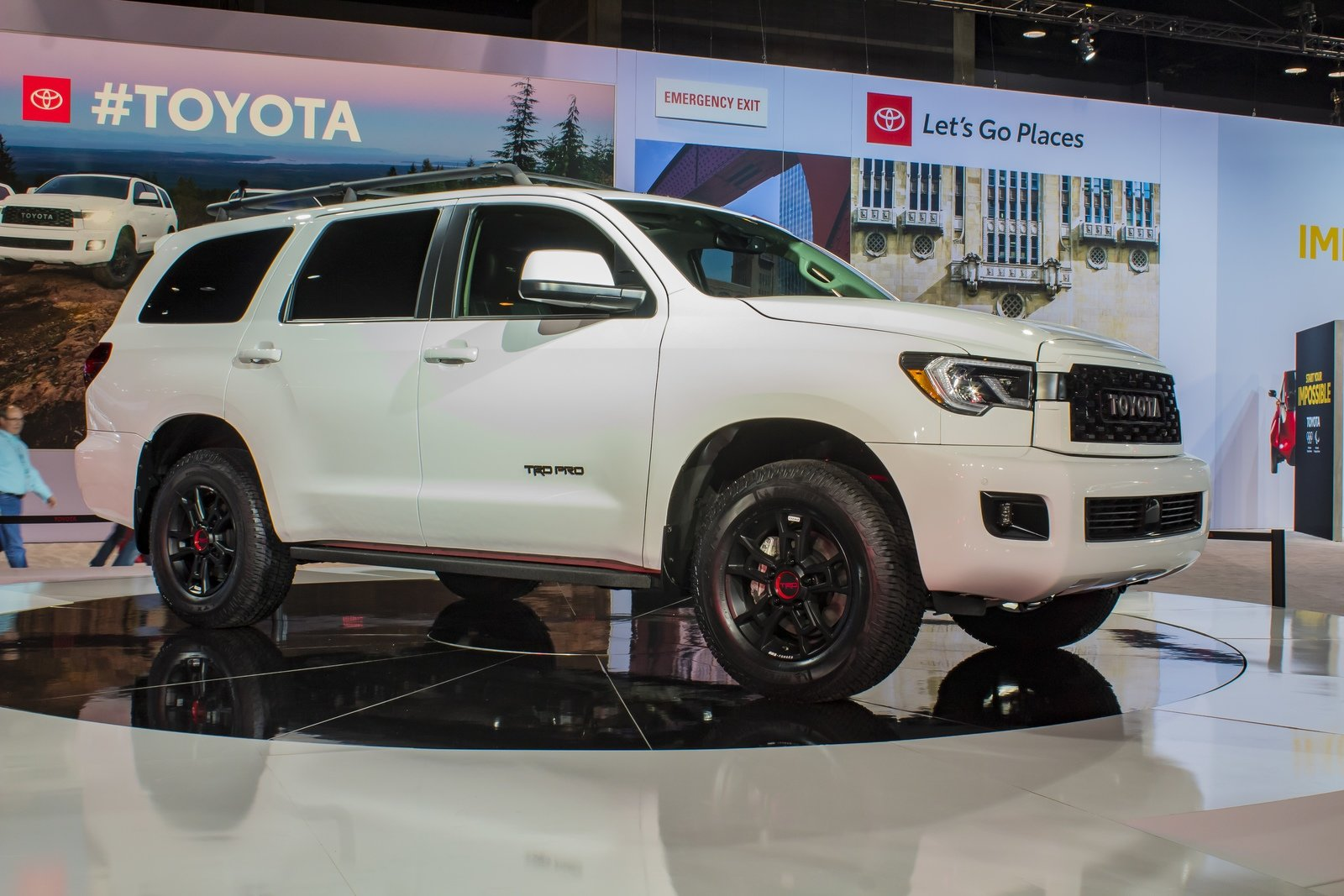 2018 Toyota Sequoia: Refreshed, Changes, TRD Sport, Price >> 2020 Toyota Sequoia Trd Pro Top Speed