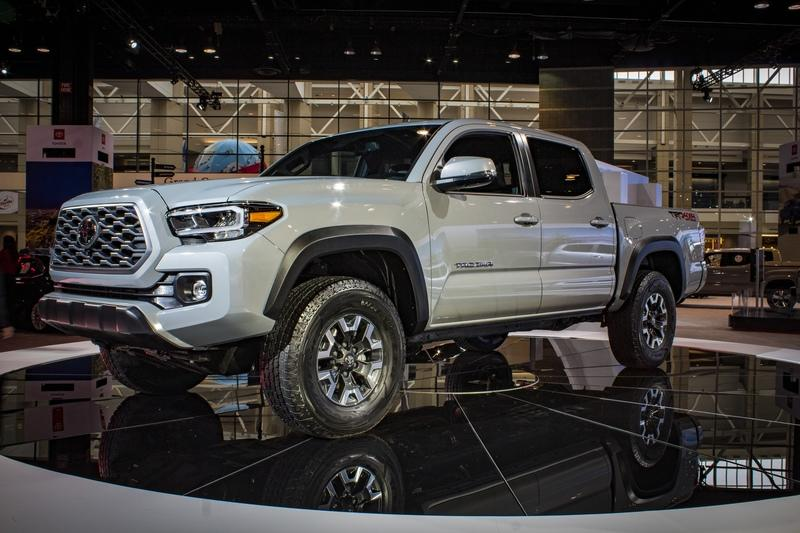 Toyota Tacoma Photos, Pictures (Pics), Wallpapers | Top Speed