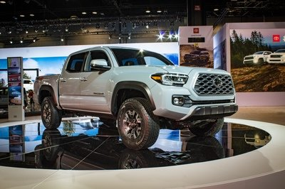 2020 Toyota Tacoma TRD | Top Speed