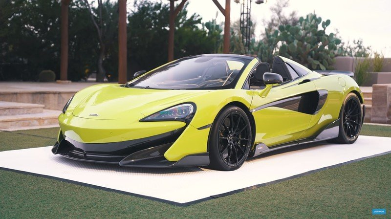 Video Review Compilation: 2019 McLaren 600LT