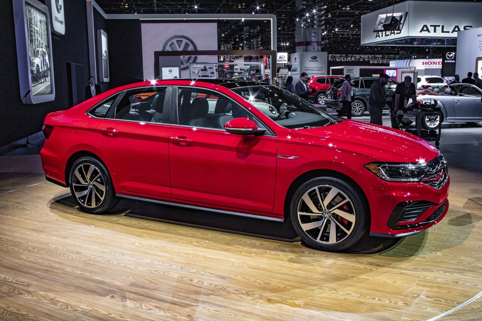 2020 Volkswagen Jetta GLI | Top Speed