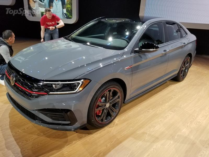 2019 Volkswagen Jetta GLI emerges with extra power, clever suspension