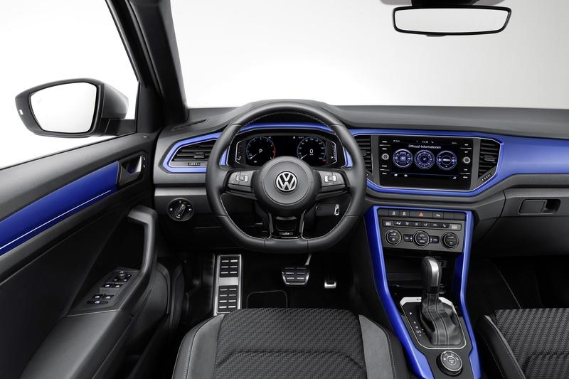 2019 Volkswagen T-Roc R Production Concept