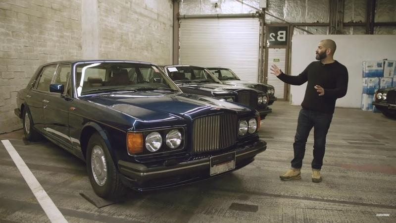 Watch Chris Harris Get Excited As He Looks Over a Bunch of Mint Condition Classics from the Past 40 Years