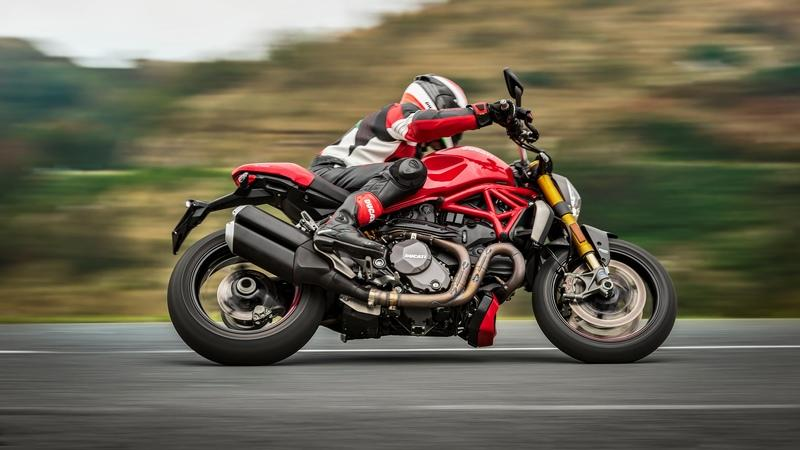 2017 - 2019 Ducati Monster 1200 / 1200 S - image 832359