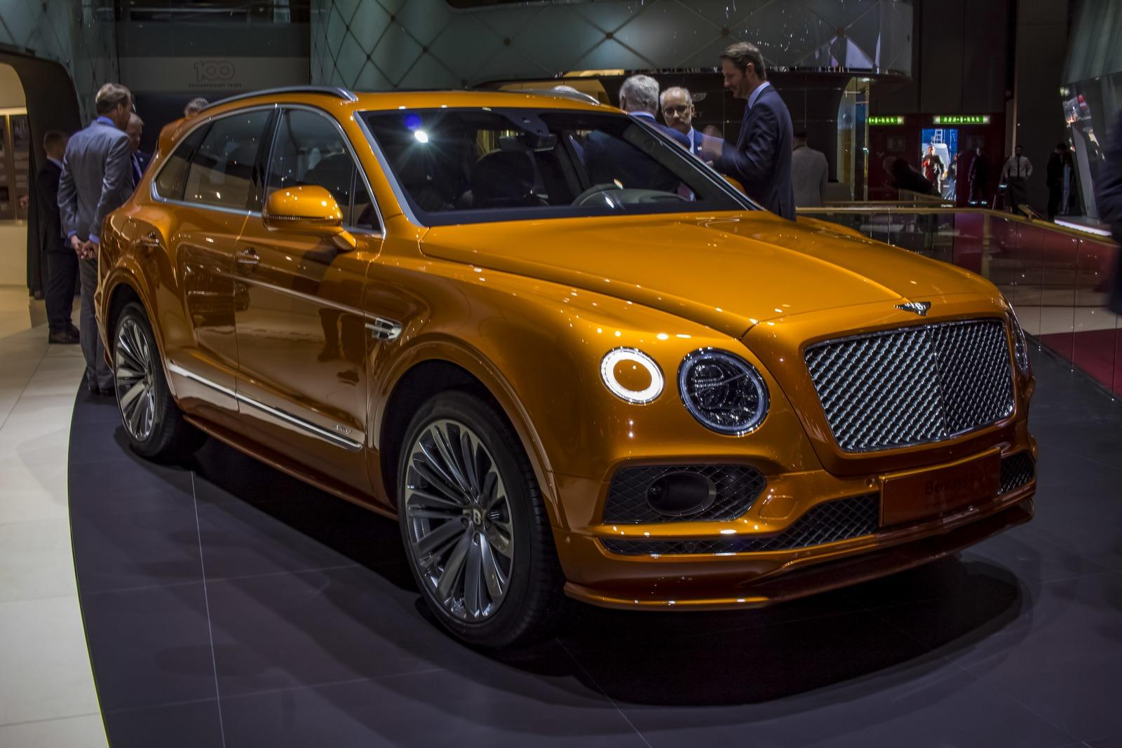 2020 Bentley Bentayga Speed Pictures, Photos, Wallpapers. | Top Speed