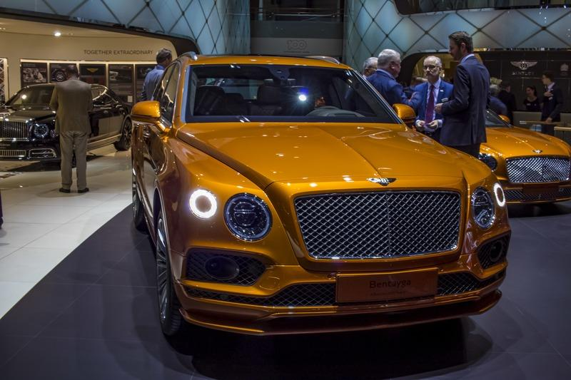 2020 Bentley Bentayga Speed