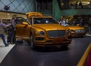 2020 Bentley Bentayga Speed - image 829445