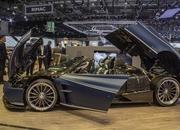 Pagani Has an EV in the Works and Even an SUV, but What Does That Mean for the Legendary V-12? - image 831138
