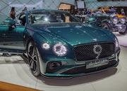 2019 Bentley Continental GT Number 9 Edition by Mulliner - image 831254