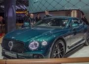 2019 Bentley Continental GT Number 9 Edition by Mulliner - image 831256