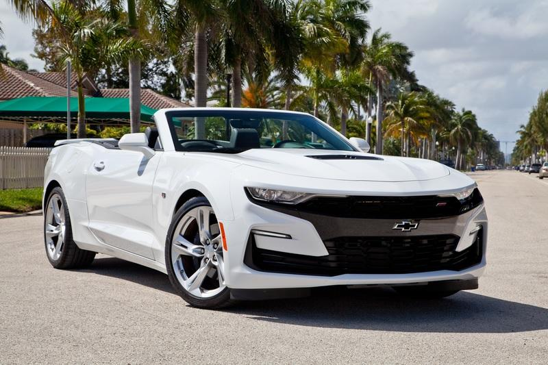 2019 Chevrolet Camaro SS - Driven