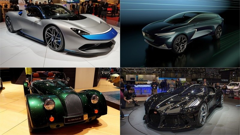 2019 Geneva International Motor Show - Best In Show