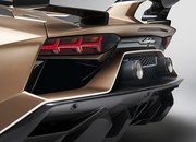 The 2020 Lamborghini Aventador SVJ Roadster is Just a Hair Heavier and A Hair Slower than the SVJ Coupe - image 827149