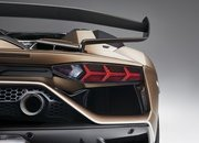 The 2020 Lamborghini Aventador SVJ Roadster is Just a Hair Heavier and A Hair Slower than the SVJ Coupe - image 827152