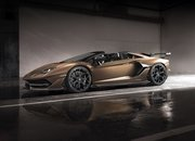 The 2020 Lamborghini Aventador SVJ Roadster is Just a Hair Heavier and A Hair Slower than the SVJ Coupe - image 827161