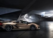 The 2020 Lamborghini Aventador SVJ Roadster is Just a Hair Heavier and A Hair Slower than the SVJ Coupe - image 827164