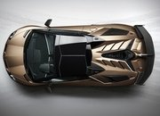 The 2020 Lamborghini Aventador SVJ Roadster is Just a Hair Heavier and A Hair Slower than the SVJ Coupe - image 827171
