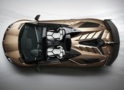 The 2020 Lamborghini Aventador SVJ Roadster is Just a Hair Heavier and A Hair Slower than the SVJ Coupe - image 827140